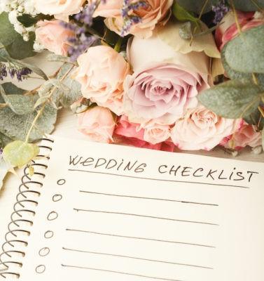 Các cặp đôi cần lưu ý gì khi lên danh sách chi phí cưới 1
