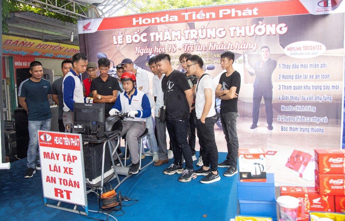 Chụp ảnh Honda Tiến Phát Hải Phòng 6 e1597419306898