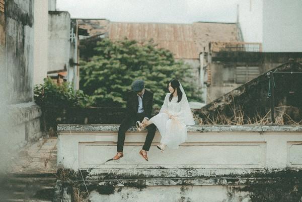 Chụp ảnh cưới phong cách Vintage cô dâu nên mặc gì