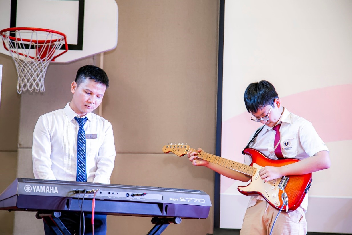 Chụp ảnh trường Tiểu học Trung học cơ sở Vinschool Imperia Hải Phòng 7