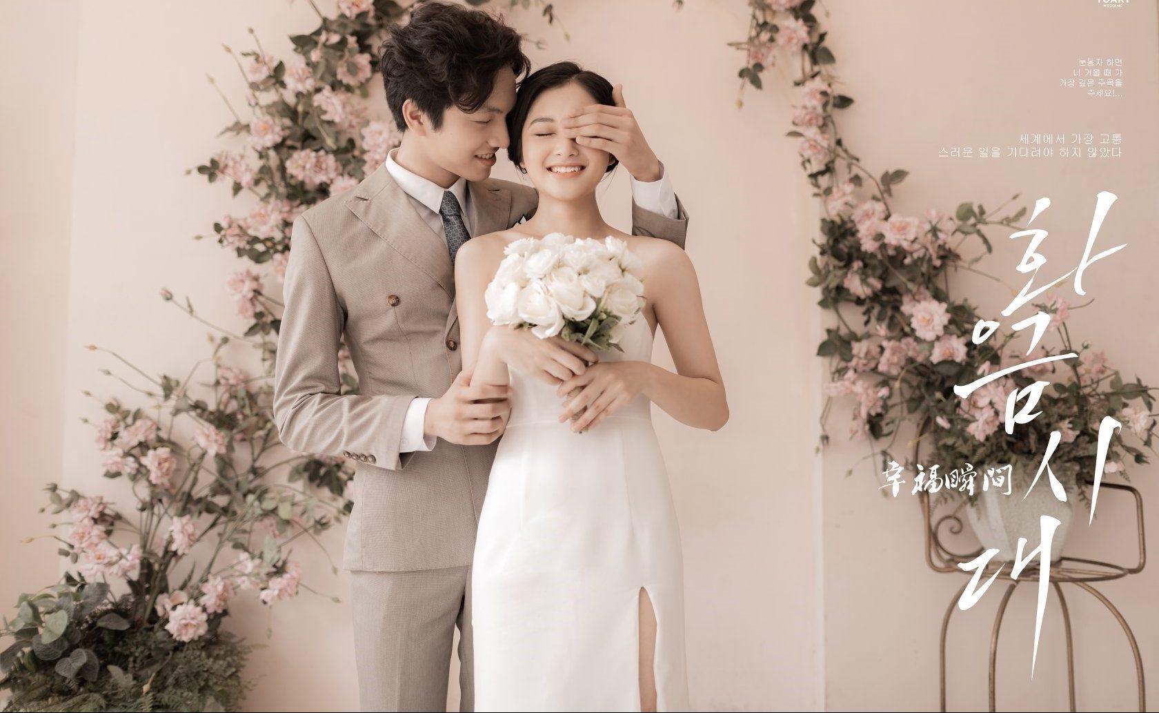 Chụp hình cưới theo phong cách Hàn Quốc cần chuẩn bị những gì e1598690063468