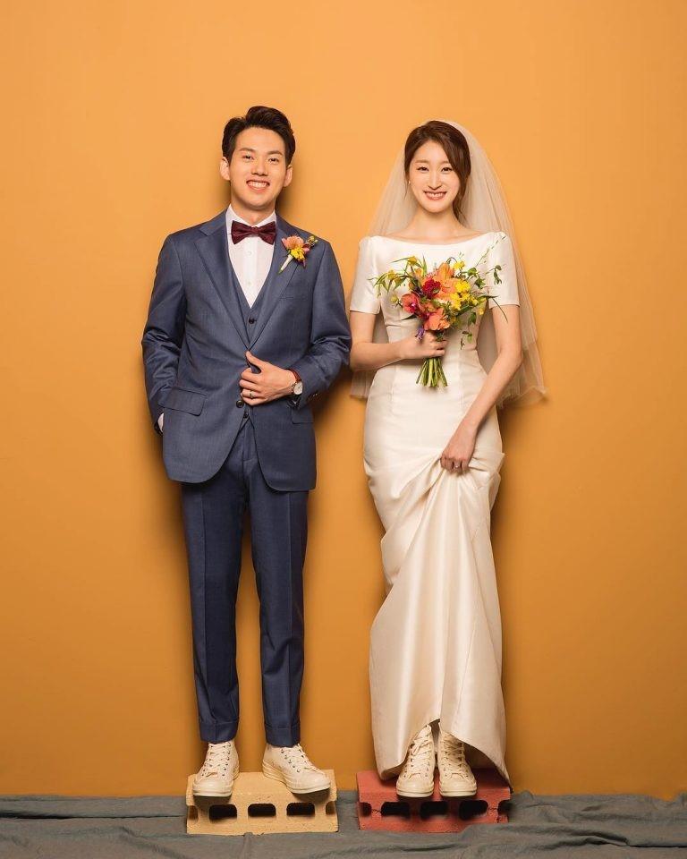 Chụp hình cưới theo phong cách Hàn Quốc như thế nào 1