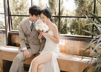 Chụp hình cưới theo phong cách Hàn Quốc như thế nào
