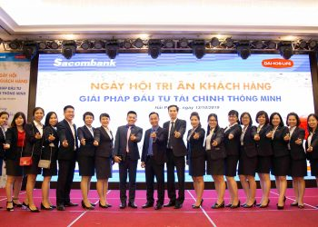Hội nghị tri ân khách hàng Sacombank Hải Phòng compressed