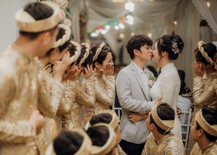 Kịch bản quay phóng sự cưới sáng tạo cho hôn lễ của đôi bạn 1