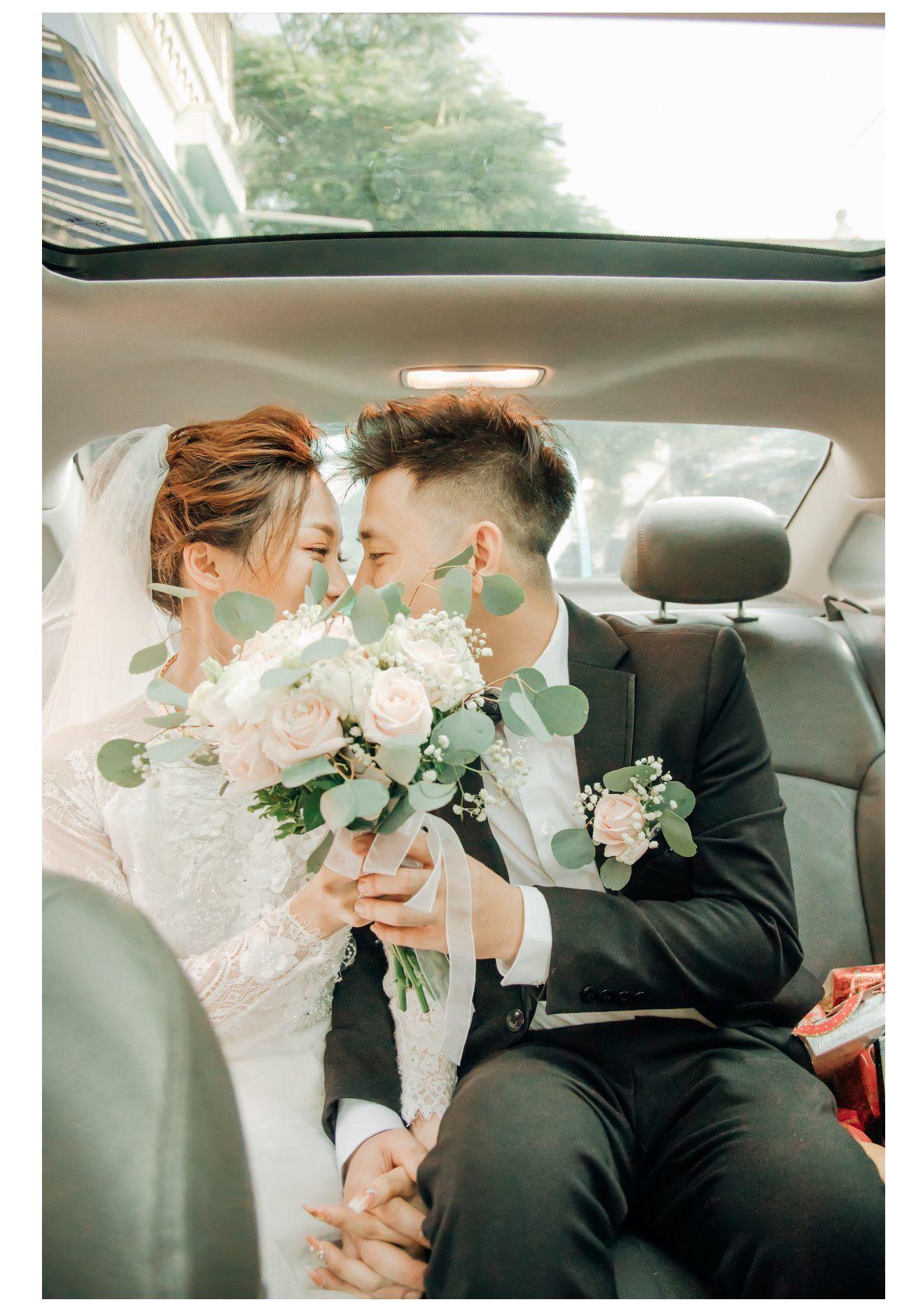Những lưu ý khi chụp ảnh phóng sự cưới