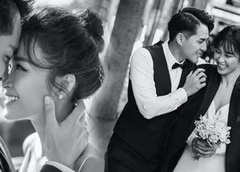 Tạo dáng chụp hình cưới như thế nào là đẹp