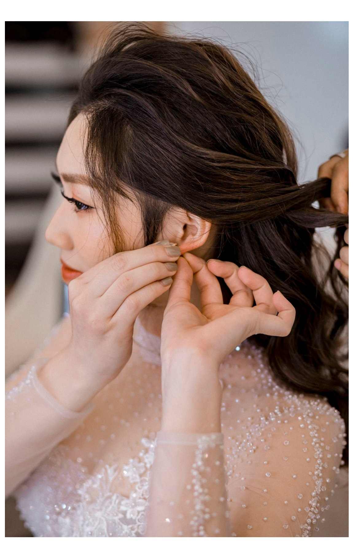 Các góc chụp ảnh phóng sự cưới đẹp