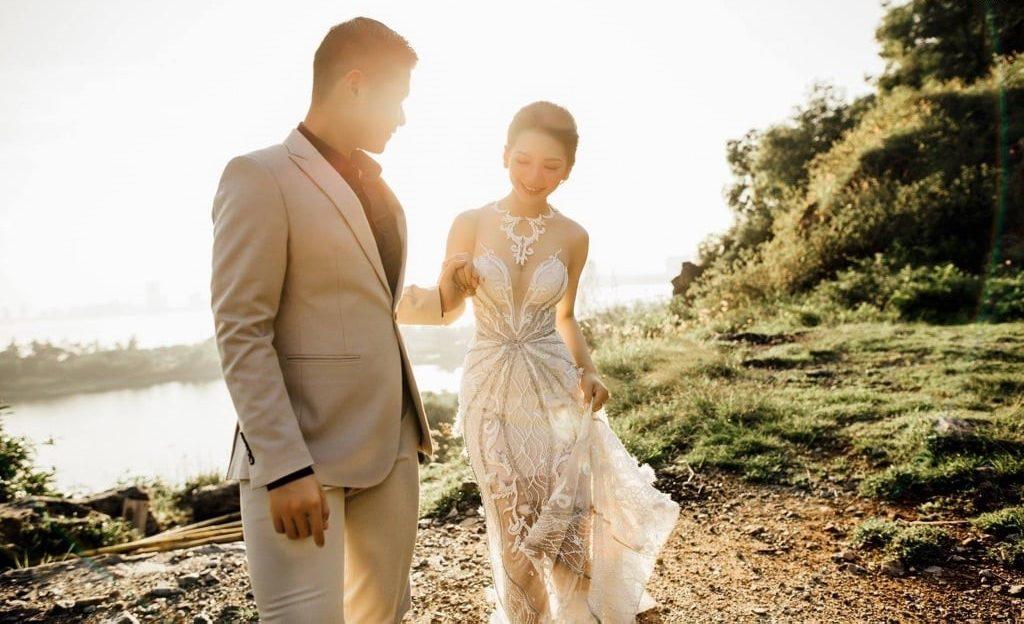 Vì sao chụp ảnh cưới ngoại cảnh đang là xu hướng hot nhất 1 e1597761899794