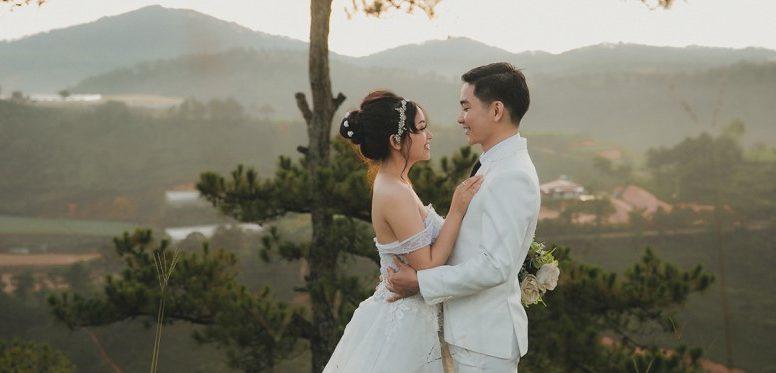 Vì sao chụp ảnh cưới ngoại cảnh đang là xu hướng hot nhất 2 e1597762008383