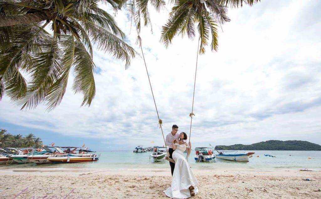Vì sao chụp ảnh cưới ngoại cảnh đang là xu hướng hot nhất e1597761816993