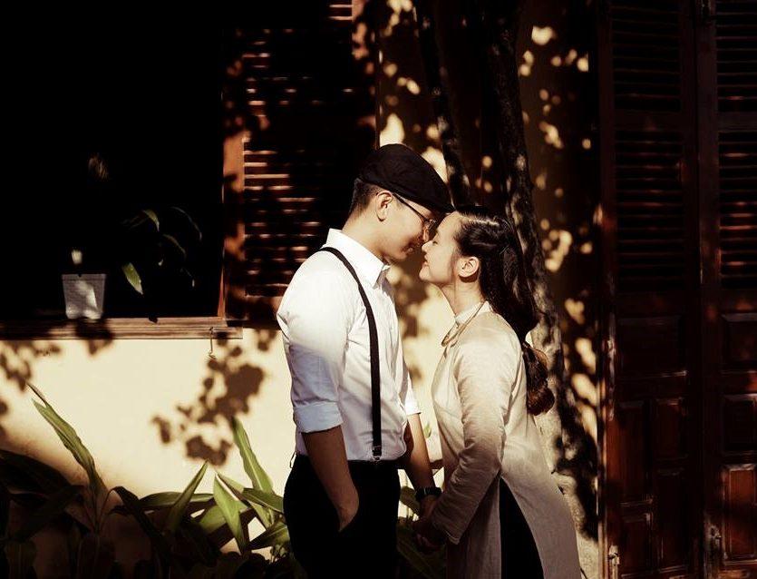 Vì sao chụp ảnh cưới phim trường lại hot đến thế ?