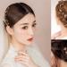 Xu hướng kiểu tóc cô dâu đẹp thịnh hành 2020