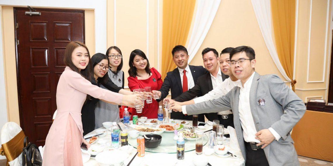Chup anh Cong Ty Toyota Nankai Hai Phong Year end Party 8