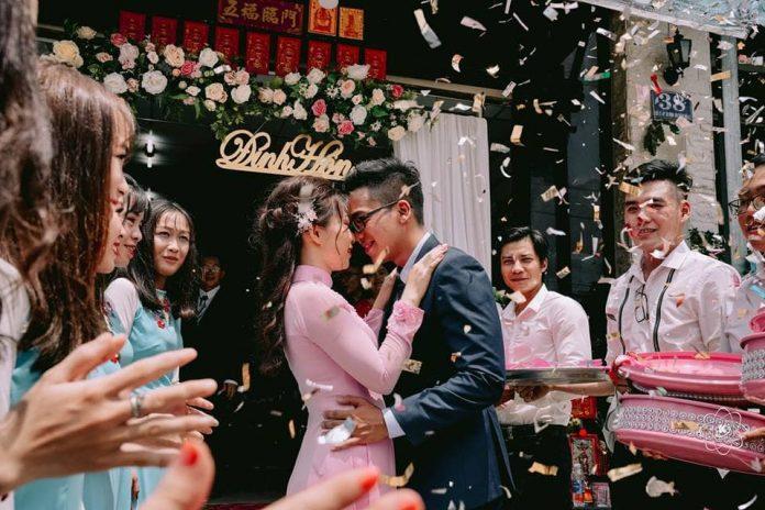 Quay video phóng sự cưới Hải Phòng