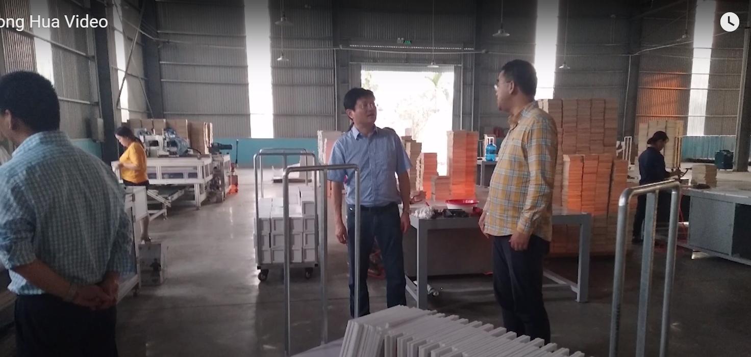 Doanh nghiệp Jia Feng sản xuất dụng cụ mỹ thuật chất lượng đạt chuẩn