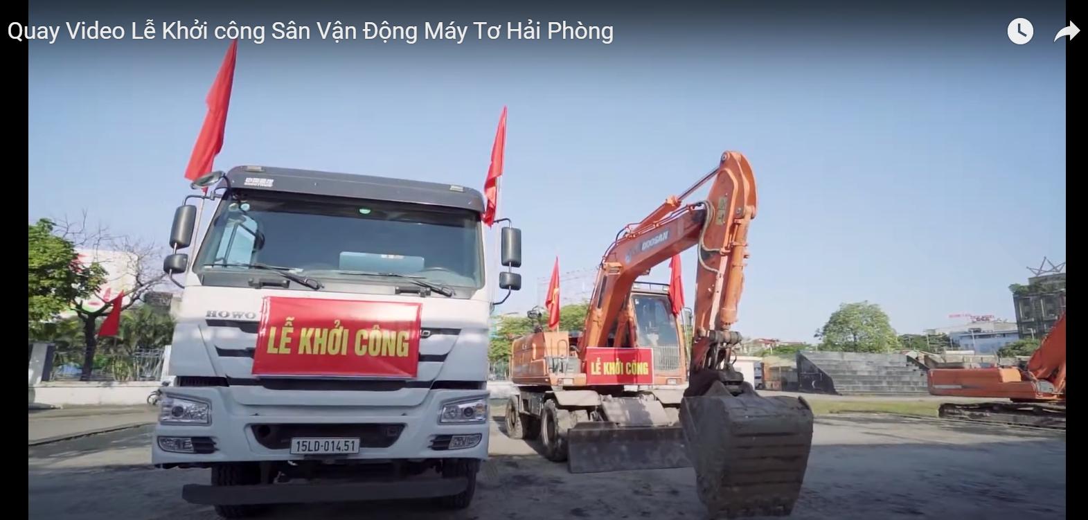 Dự án cải tạo, chỉnh trang khu vực sân vận động Máy Tơ, quận Ngô Quyền thành công viên cây xanh