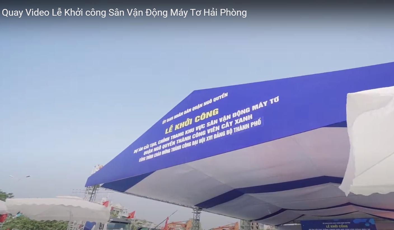 Quay video TVC Hải Phòng mang đến hiệu quả cho các doanh nghiệp