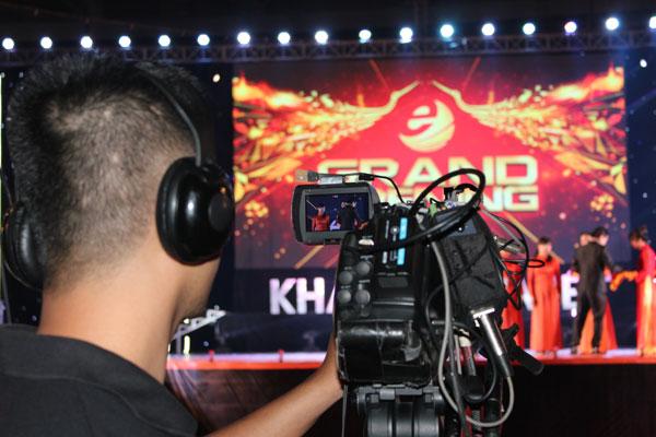 Dịch vụ quay video sự kiện chất lượng, uy tín tại Chụp ảnh Hải Phòng