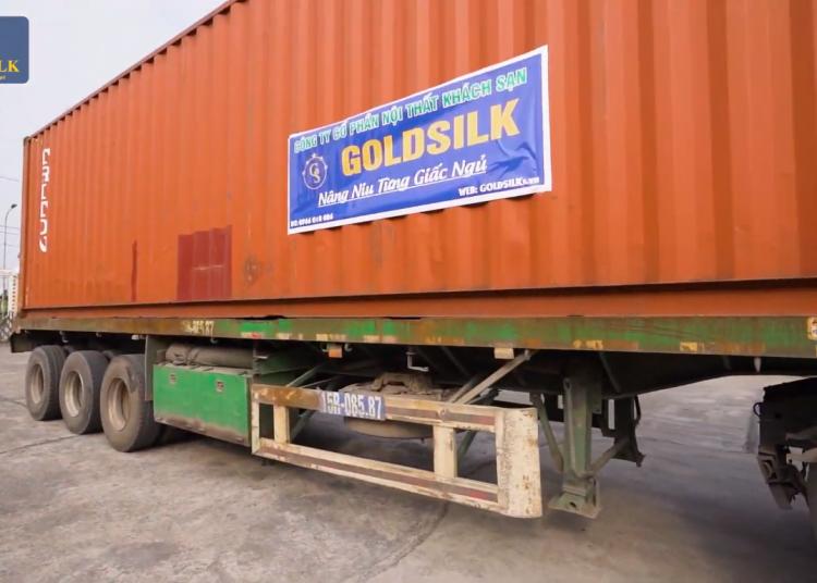 Quay TVC quảng cáo thương hiệu Goldsilk