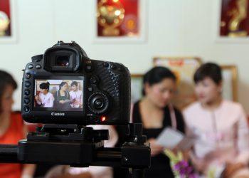 Quay video sự kiện chất lượng tại chụp ảnh Hải Phòng